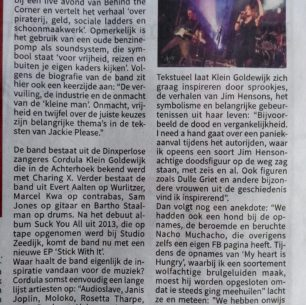 Article in the paper of Doetinchem