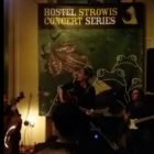 Weird Location Tour *3: Give me a Hand – Live @ Hostel Strowis